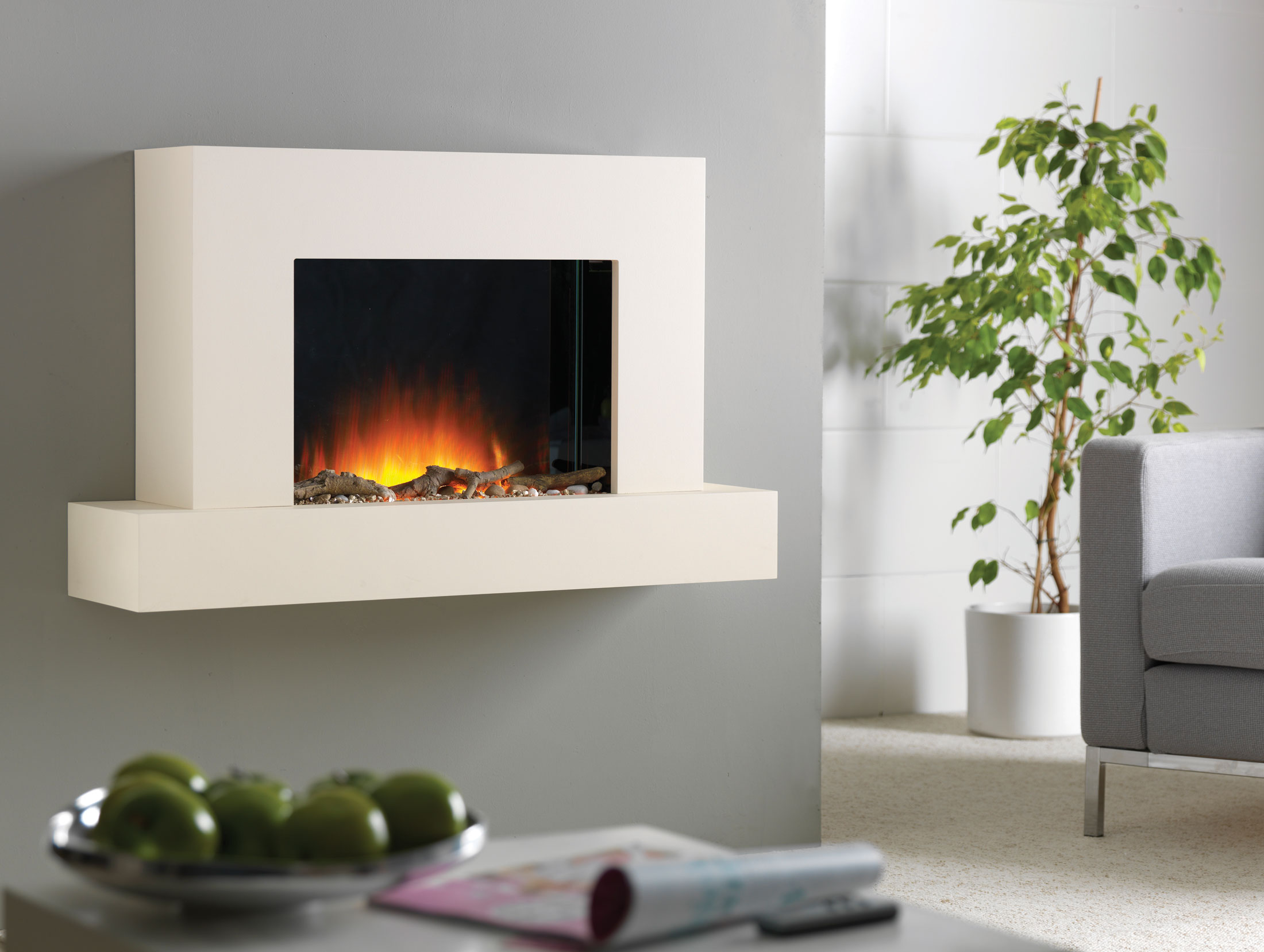 Jaeger Flamerite Superior Fireplaces