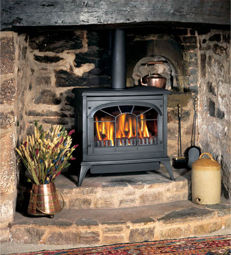 Clarendon Gas Stove Large