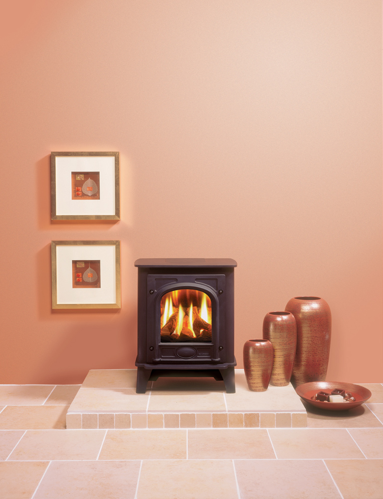 Stockton Small Gas Stove