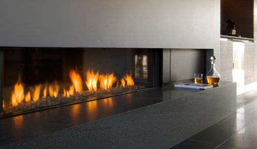 Horizontal Bell Superior Fireplaces