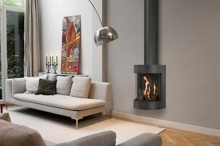 gas fireplace Birmingham