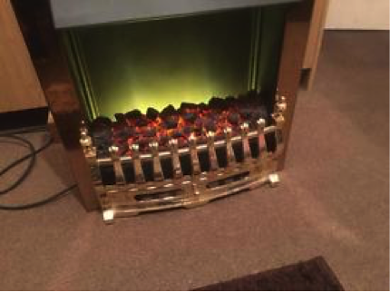 The evolution of Electric fires : The rise fall and rise again of electric fires