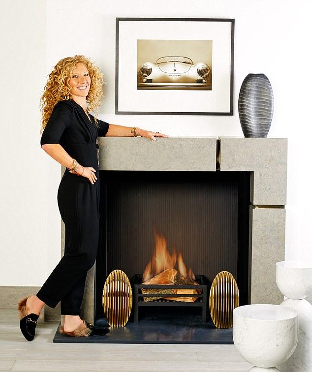 kelly hoppen chesneys fireplace 2