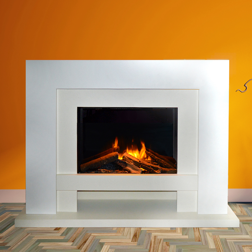 Evonic Corbiere Evoflame Suite Superior Fireplaces